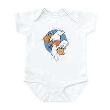 Diving Duck Infant Bodysuit