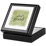 feel good Keepsake Box