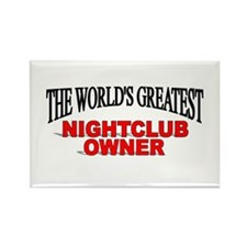 """The World's Greatest Nightclub Owner"" Rectangle M"