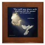 ACIM Framed Tile
