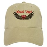 Asphalt Angel Baseball Cap