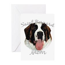 Saint Mom2 Greeting Cards (Pk of 10)