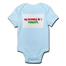 My Mommy Is A Chemist (PRIMARY) Infant Bodysuit
