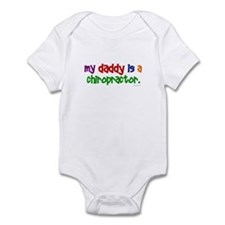 My Daddy Is A Chiropractor (PRIMARY) Infant Bodysu