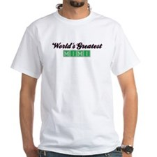World's Greatest Mimi (2) Shirt