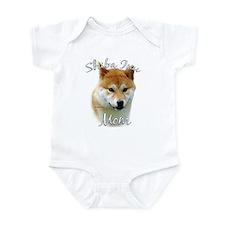 Shiba Mom2 Infant Bodysuit