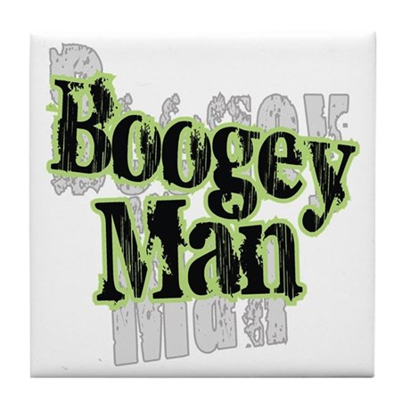 Boogey Man Tile Coaster
