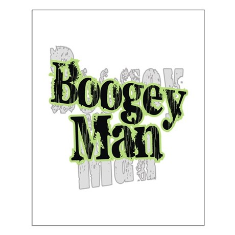Boogey Man Small Poster