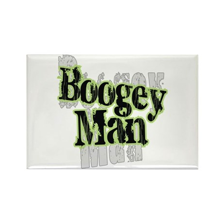 Boogey Man Rectangle Magnet