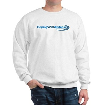 Coping With Epilepsy Sweatshirt