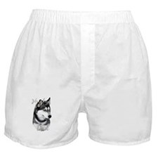 Husky Dad2 Boxer Shorts