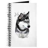 Husky Dad2 Journal