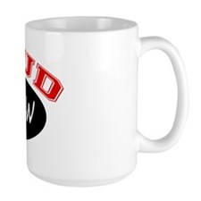 Proud Memaw (red & black) Mug