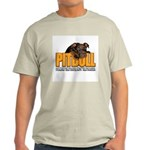 PITBULL Ash Grey T-Shirt