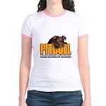 PITBULL Jr. Ringer T-shirt