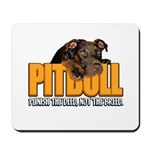 PITBULL Mousepad