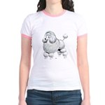 Poodle Dog Jr. Ringer T-shirt