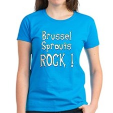 Brussel Sprouts Rock ! Tee