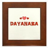 Dayanara Framed Tile
