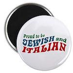 Jewish Italian Magnet