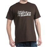 Jewish Italian Dark T-Shirt
