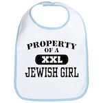 Property of a Jewish Girl Bib