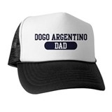 Dogo Argentino Dad Trucker Hat