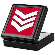 Lance Sergeant<BR> Tile Insignia Box