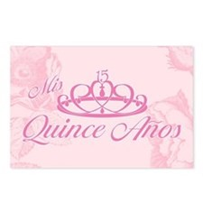 Quinceanera Postcards (Package of 8)