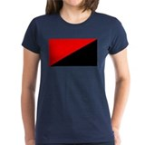 Anarcho-Syndicalist Flag Tee