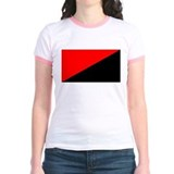 Anarcho-Syndicalist Flag T