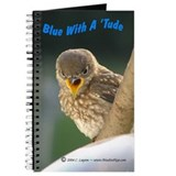 """Blue With A 'Tude"" Journal"