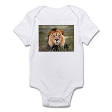 Male African lion Infant Bodysuit