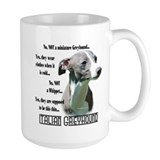 Iggy FAQ Coffee Mug