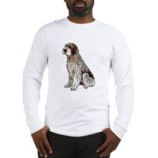 Wirehaired Pointing Griffon P Long Sleeve T-Shirt