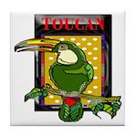Toucan Tile Coaster
