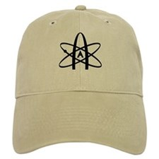 Unique Atheist symbol Baseball Cap