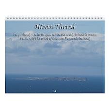 Wall Calendar - Tory Island, Co Donegal, Ireland