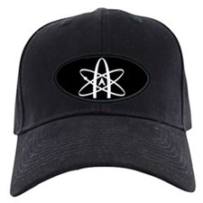 Unique Atheist symbol Baseball Hat
