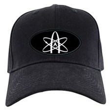 Cute Atheist symbol Baseball Hat