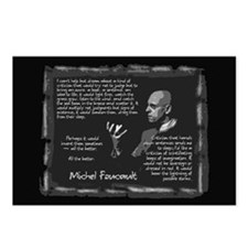 Foucault's Critique Postcards (Package of 8)