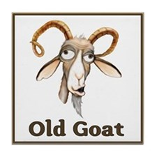 Old Goat Tile Coaster