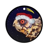 Christmas Night Eastern Box Turtle Ornament