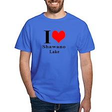 I heart Shawano Lake T-Shirt