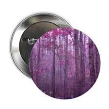 Violet Winter Woods Button