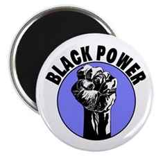 "Black Power 2.25"" Magnet (10 pack)"