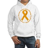 Orange Hope Jumper Hoody