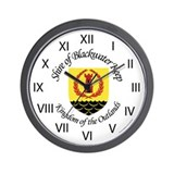 Blackwater Keep Wall Clock