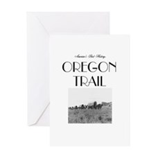 ABH Oregon National Historic Trail Greeting Card