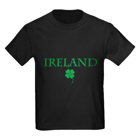 Ireland Kids Dark T-Shirt